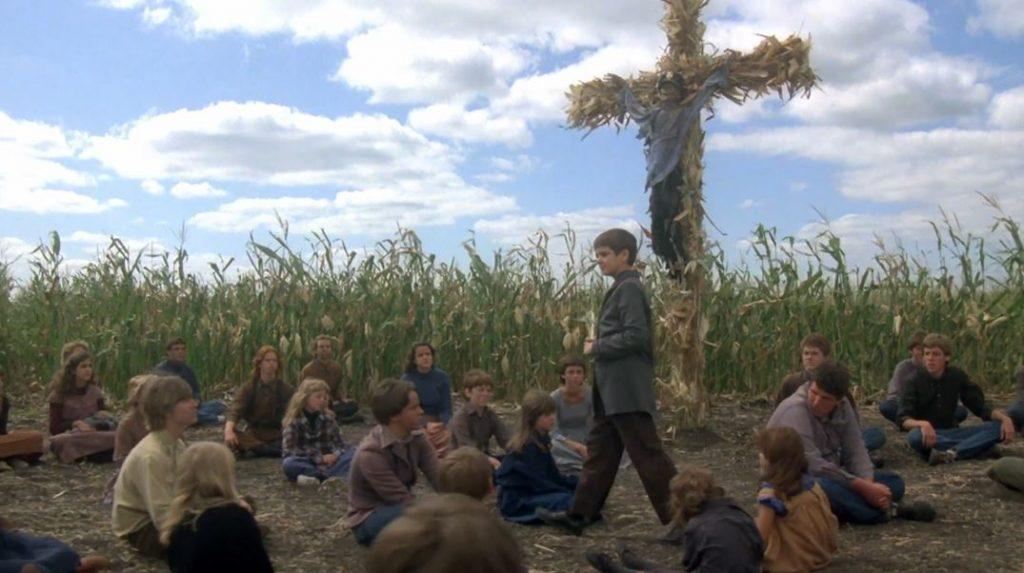 ภาพยนตร์ Children of the Corn (1984) อาถรรพ์ทุ่งนรก