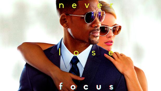 ภาพยนตร์ Focus (2015) โฟกัส เกมกล เสน่ห์คนเหนือเมฆ
