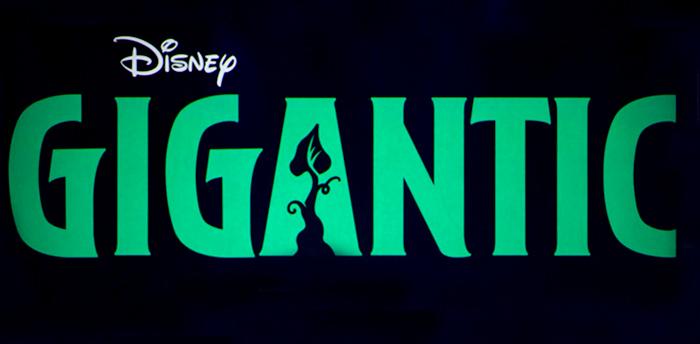 การ์ตูนดิสนีย์เรื่อง Gigantic