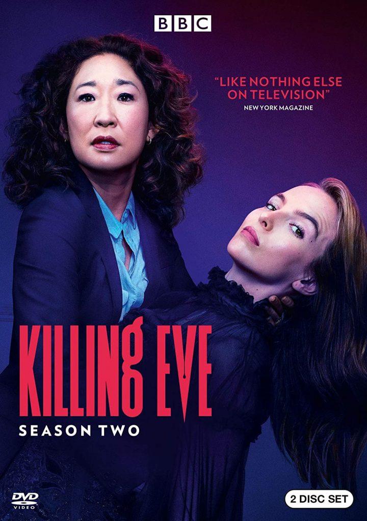 Killing Eve สืบลับจับสมอง